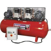 Sealey SAC4505555B Air Compressor 500 Litre 415v