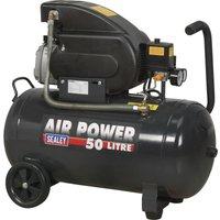 Sealey SAC5020E Air Compressor 50 Litre 240v