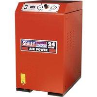 Sealey SAC82425VL Air Compressor 24 Litre 240v