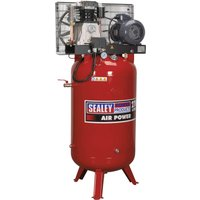 Sealey SACV42755B Vertical Air Compressor 270 Litre 415v