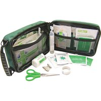 Scan 45 Piece Household and Burns First Aid Kit