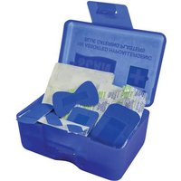 Scan Assorted Hydroscopic Blue Plasters Pack of 100