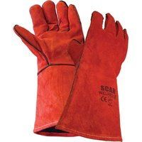 Scan Welders Gauntlet Gloves XL