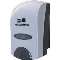 Scan Hand Sanitiser Gel Dispenser