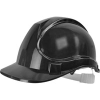 Scan Safety Helmet Black