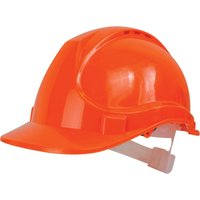 Scan Safety Helmet Orange