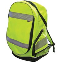 Scan Yellow High Vis Backpack