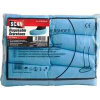 Scan Disposable Overshoes Pack of 20