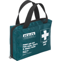 Sealey Compact Travel First Aid Kit