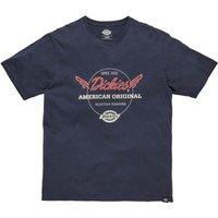 Dickies Lyndon T-Shirt Navy 4XL