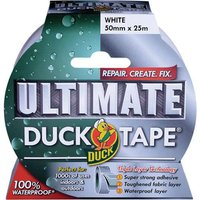 Shure Roll Ultimate Duck Tape White 50mm 25m
