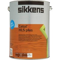 Sikkens Cetol HLS Plus Translucent Woodstain Dark Oak 5l