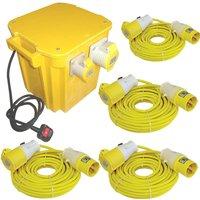 Sirius Professional 5kva 110v Site Power Supply Kit