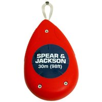 Spear and Jackson Cosmos ABS Plastic Chalk Line