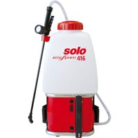 Solo 416 Backpack Rechargeable Chemical & Water Pressure Sprayer 20l