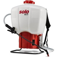 Solo 417 Backpack Rechargeable Chemical & Water Pressure Sprayer 27l