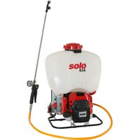 Solo 434 Petrol Backpack Chemical & Water Mist Sprayer 18l