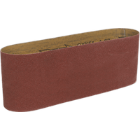 Sealey 102mm x 610mm Sanding Belt 102mm x 610mm 80g Pack of 1