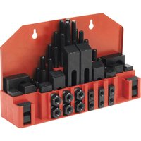 Sealey 52 Piece Clamping Kit for Drilling & Milling Machines