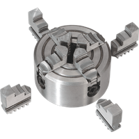 Sealey SM30024JC 4 Jaw Independent Chuck
