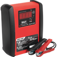 Sealey SPI110S Intelligent Vehicle Battery Charger 12v