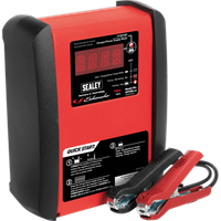 Sealey SPI15S Intelligent Vehicle Battery Charger 12v
