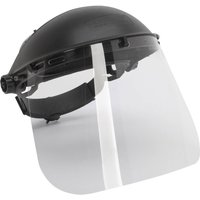 Sealey Deluxe Face Shield / Safety Visor