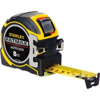 Stanley Fatmax Autolock Blade Armor Tape Measure Metric 8m 32mm
