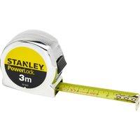 Stanley Classic Powerlock Tape Measure Metric 3m 19mm