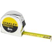 Stanley Classic Powerlock Tape Measure Metric 5m 19mm