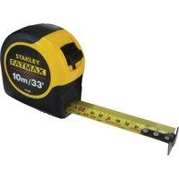 Stanley Fatmax Blade Armor Tape Measure Imperial & Metric 33ft / 10m 32mm
