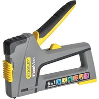 Stanley TR75 6 in 1 Heavy Duty Brad Nail Gun & Staple Gun