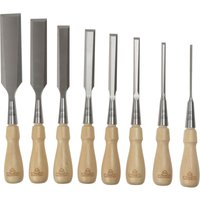Stanley 8 Piece Sweetheart Socket Chisel Set