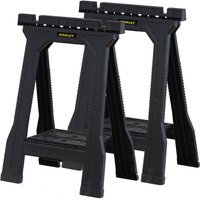 Stanley Junior Plastic Trestles Pack of 2