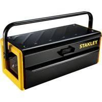 Stanley Metal Cantilever Tool Box 400mm