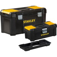 Stanley 2 Piece Essential Tool Box Set