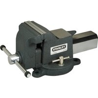 Stanley Heavy Duty Bench Vice 125mm