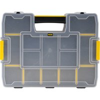 Stanley 14 Compartment Stackable Sortmaster Organiser Box