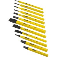 Stanley 12 Piece Punch & Chisel Set