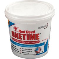 Red Devil Onetime Ready Mixed Filler 1l