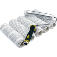Stanley Silver Stripe Paint Roller Set 230mm