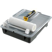 Stanley Microfibre Paint Roller Set