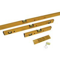 Stabila 5 Piece 70-2 Series Combi Spirit Level Set