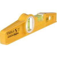 Stabila 81S Magnetic Torpedo Spirit Level 10 / 25cm