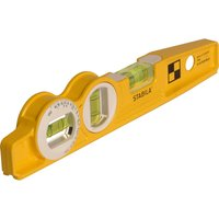 Stabila 81 SVW Magnetic Rare Earth Torpedo Spirit Level 10 / 25cm