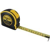 Stabila BM40 Series Pocket Tape Measure Imperial & Metric 26ft / 8m 25mm