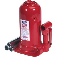 Sealey Hydraulic Telescopic Yankee Bottle Jack 5 Tonne