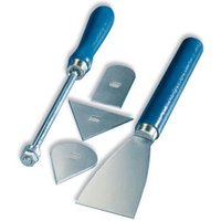 Steinel 5 Piece Paint Scraper Tool Kit