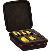 Starrett KFC06071 13 Piece Electricians Ultimate Hole Saw Set