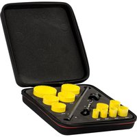 Starrett KFC11031 14 Piece General Purpose Hole Saw Set